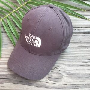 The North Face Adjustable Gray Hat